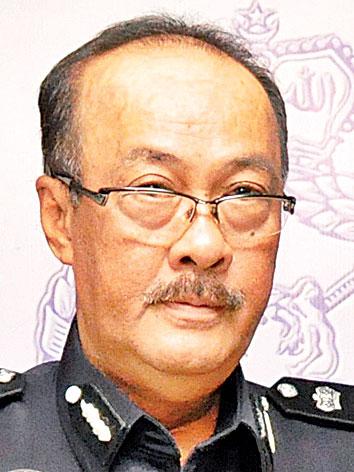 瓜拉姆拉警区主任祖基尔助理总监:司机已投案并获保释。