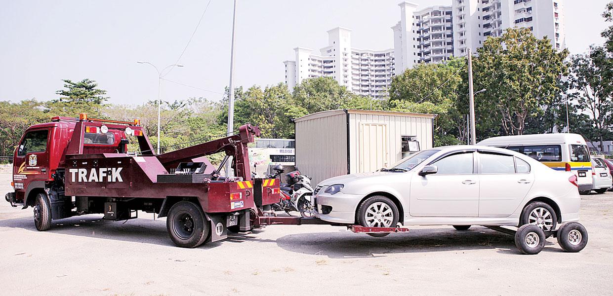 新春庙会当天,车主切勿乱停车,以免造成交通阻塞及遭到执法单位对付。