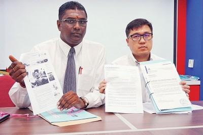 刘敬亿在雷尔陪同下,于星期一召记者会对曾瑞德下最后通令,不过,曾瑞德至今没有任何反应,雷尔已经发出律师信。