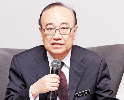 刘胜权:最难处理的是政治献金来源。