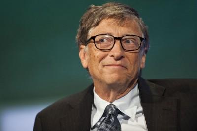 微软创办人比尔盖兹连续第3年蝉联全球首富。