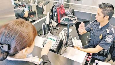 美方指新规定有助于加快中国旅客入境美国。
