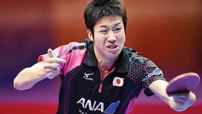 决赛面对中国,水谷隼的表现,将决定日本能够走多远。