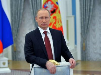 德国媒体称,继朝鲜领导人金正恩后,俄罗斯总统普京也要展示核武威胁。(法新社照片)