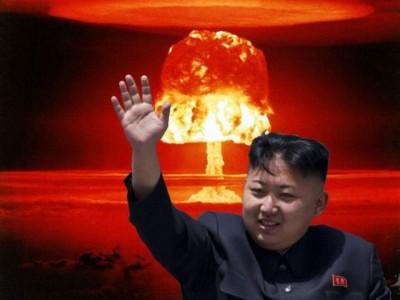 """金正恩称在核弹发展方面已实现""""标准化""""。"""