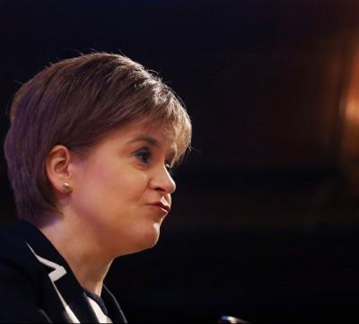 斯特金期待,苏格兰将再次举行独立公投。