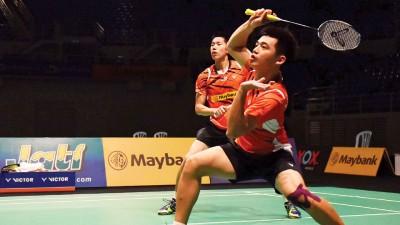 吴蔚昇/陈蔚强必须摒弃防守的打法,以便往后在比赛中的表现可以更上一层楼。
