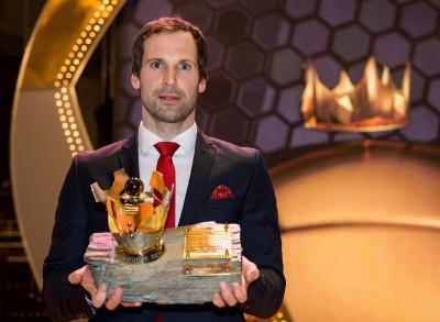 精!切赫8不良当选捷克年度最佳。