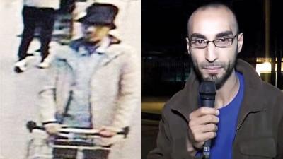 白衣男与被捕前自由身记者谢富被指是同一个人。