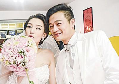 林佑星同张晏菻3年婚姻告吹。