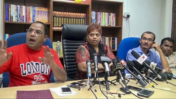 姗塔米瑟薇申诉夫婿巴拉病故近3年,没有人前来慰问提供救助。