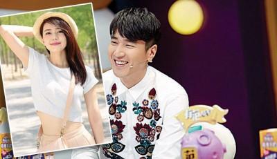 赵又廷任男神上中国综艺节目被拷问与老伴高圆圆(左图)婚姻生活。