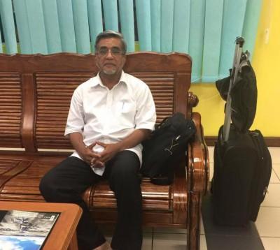 再有反对党领袖被禁止入境砂拉越州,今次是槟州州行政议员拿督阿都马烈