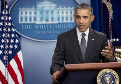 """欧巴马首次提到""""巴拿马文件""""泄密风波。"""