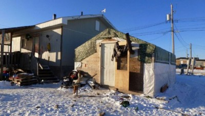 阿塔瓦皮斯基特镇人口只有2千多人,但自杀率奇高。