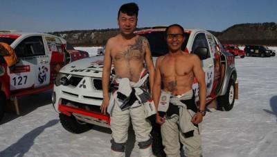 梁钰祥曾参与多次国内举办的大型汽车越野赛。