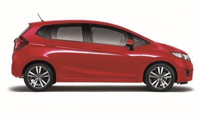 大马本田为旗下车款Jazz生产新的爵色红型号。