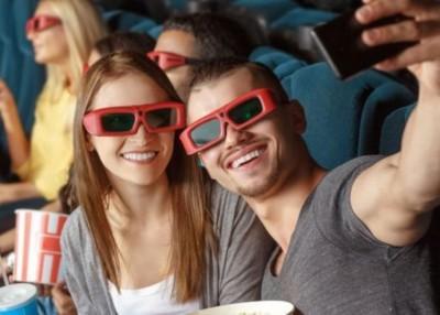 将来会否有戏院容许观众在院内自拍?