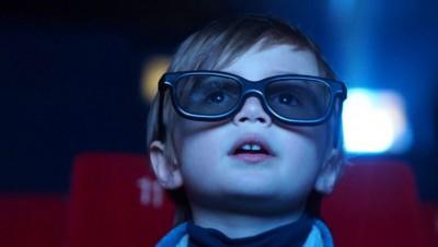 英国视光师协会指,儿童看3D电影可察觉有没眼疾。