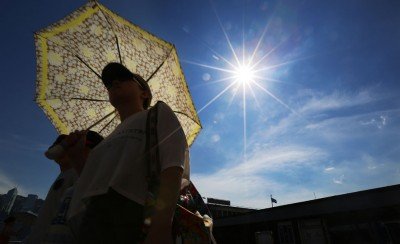 世上气温连续11只月创新高。