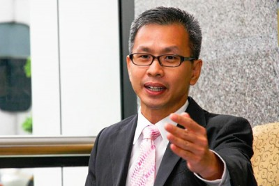 公账会委员潘俭伟促请公账会马上开会,以便重新调查一马公司案。