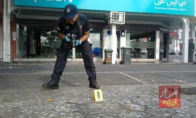 公安部相信劫匪是同等伙人。