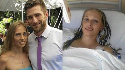 车祸后,斯特拉特的身体多处出现骨折,虽然活命,但出院后要重新学习走路。斯特拉特及未婚夫格尔非打算明年6月在意大利举行婚礼。