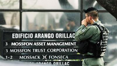 巴拿马检控部门早前搜查莫萨克冯赛卡律师行。