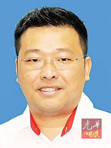 方志伟接任州联委会秘书一职。