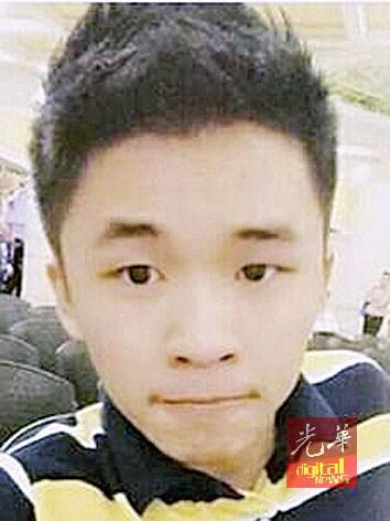 遗爱人间的24岁青年刘东胜。