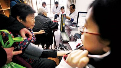 日本政府和企业组成一个医疗投资机构,将在中国投资建设连锁医院。