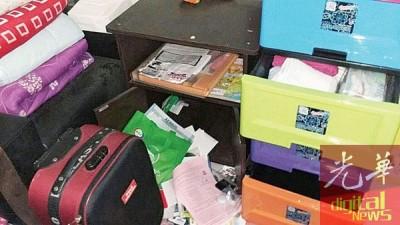 居林区最近破门行窃案件频传,治安队吁请民众提高警惕。
