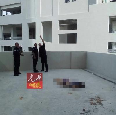 55岁华裔妇女疑因忧郁症发作,而在25楼住家坠楼身亡。