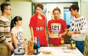 张顺源、庄可比和吕志勤表示,拍摄期间他们整班人,包括3兄弟、小妹、陈慧恬等的相处很生活化,大家玩在一起,很有一家人的感觉。