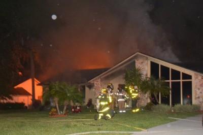 狗主夫妇住所在这场大火中付诸一炬。