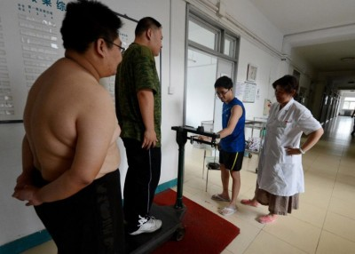 肥胖已经成为中国一大健康问题。