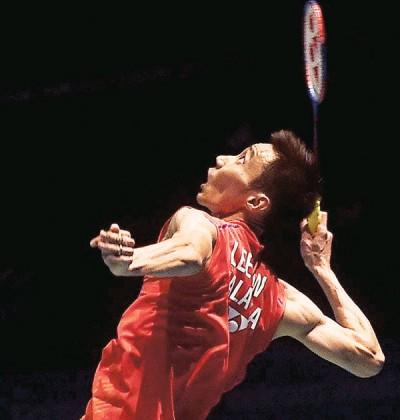 我国男单李宗伟连第16不良战胜了中国选手上睁茗。