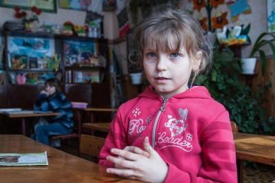 彼得罗娃看森林食物无需金钱。
