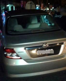 汽车疑撞击分界堤石礅,陈永泰被弹出的安全气囊击中,伤重不治。