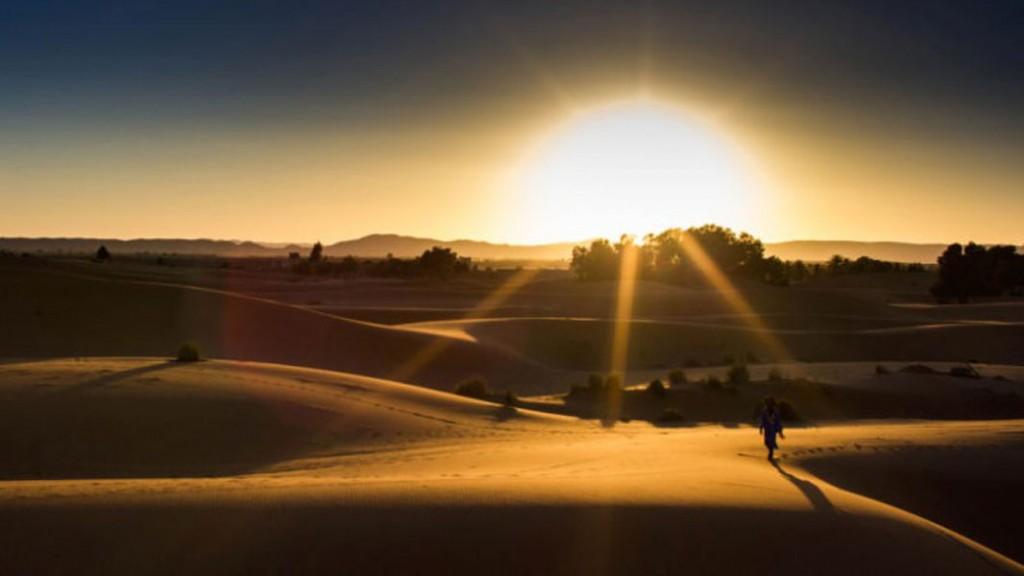 有专家指中东及北非地区未来可能热到不适合人类居住。