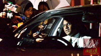 雷尔:林首长已经完成反贪会现阶段录取口供程序,进一步调查将交由反贪会负责。