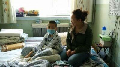 沉玉英只希望儿子可早日病愈。
