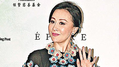 刘嘉玲强调自己奉公守法,并会问律师意见。