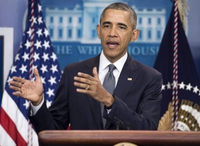 欧巴马访问广岛期间,将不会发表重大演说。(法新社照片)