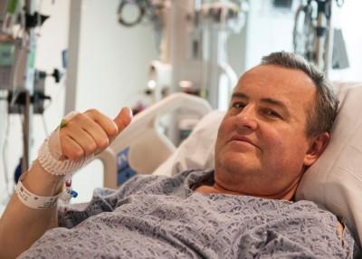 曼宁在手术后表示,手术成功为他人生打开充满希望的新一页。
