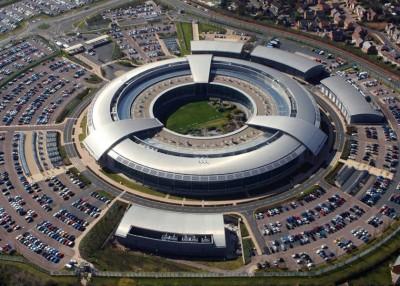 GCHQ总部设于英格兰西南部一座外型酷似甜甜圈的大型建筑物。