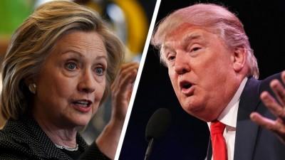 民主党总统参选人希拉莉周四接受访问时,继续将矛头对准笃定成为共和党总统候选人的特朗普。