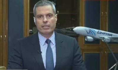 阿德尔证实,在地中海发现的残骸,并不属于今次出事的客机。