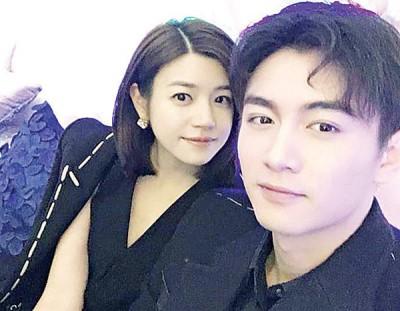 陈晓、陈妍希7月成婚。