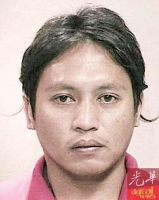 源于马来西亚砂拉越的他工贾布林·科被判死刑。